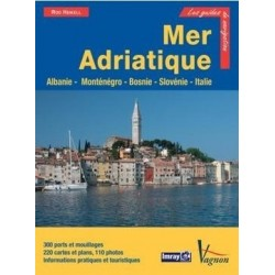 Guide nautique Imray Mer Adriatique