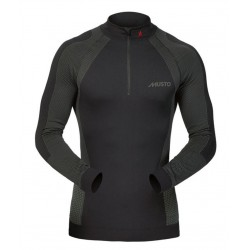 BASE LAYER ACTIVE ZIP NECK MUSTO