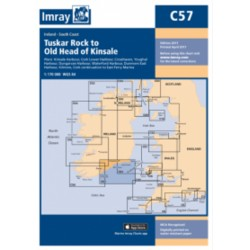 Carte Imray C57 Irlande: Tuskar Rock to Hold Head of Kinsale