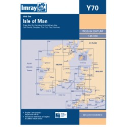 Carte Imray Y70 Angleterre: Isle of Man