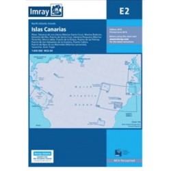 Carte Imray E2 Islas Canarias / Canaries