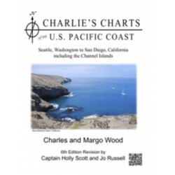 Guide Nautique Imray : Charlie's Charts US Pacific Coast (XX)
