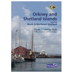 Guide Nautique Imray : CCC Sailing Directions Orkney and Shetland Islands