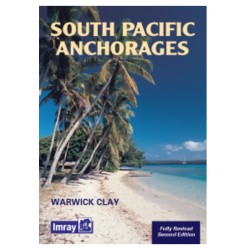 Guide Nautique Imray : South Pacific Anchorages