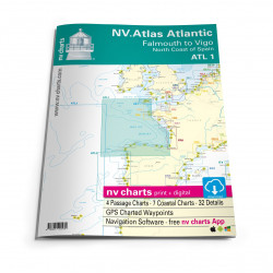 NV Atlas ATL1 English Channel to Vigo