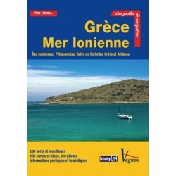 Guide nautique Imray Grèce Mer Ionienne
