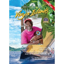 The cruising guide to the Virgin Islands 2017/18