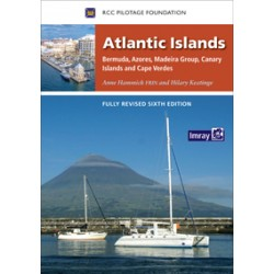 Atlantic Islands Imray nautical guide / Guide de navigation des Iles de l'Atlantique