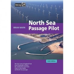 NORTH SEA PASSAGE PILOT / Mer du nord Angleterre, France, Belgique, Pays-bas