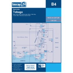 Carte Imray B4 Tobago