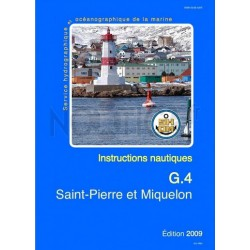 Instruction Nautique Shom : Saint-Pierre et Miquelon