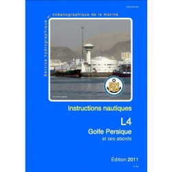 Instruction Nautique Shom : Golfe Persique et ses abords