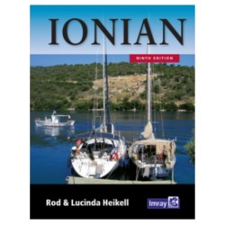 Guide nautique Imray : Ionian