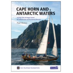Cape Horn and Antarctic Waters Imray