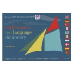Dictionnaire Imray : Yachtsman's Ten Language