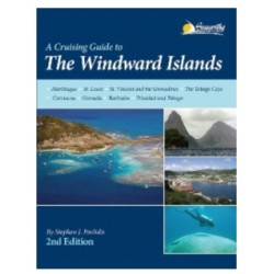 Guide Nautique Imray : Windward Islands