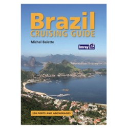 Guide Nautique Imray : Brazil Cruising Guide