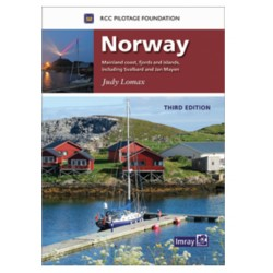 Guide Nautique Imray : Norway, Oslo to North Cape and Svalbard