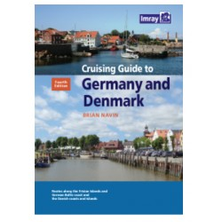 Guide Nautique Imray : Cruising Guide to Germany and Denmark