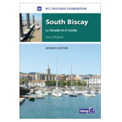 Guide Nautique Imray : South Biscay