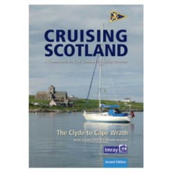 Guide Nautique Imray : CCC Cruising Scotland The Clyde to Cape Wrath
