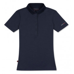SUNSHIELD PW UPF SS POLO FEMME MUSTO