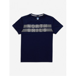 T-SHIRT RECYCLED NORTH SAILS