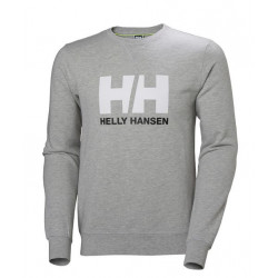 PULL COL ROND LOGO HH HELLY HANSEN