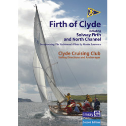 FIRTH OF CLYDE, Scotland / Ecosse, including Solway Firth & North Channel