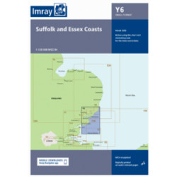 Carte Imray Y6 Suffolk and Essex Coasts