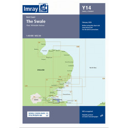 Carte Imray Y14 The Swale