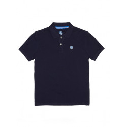 POLO UNI MANCHES COURTES NORTH SAILS
