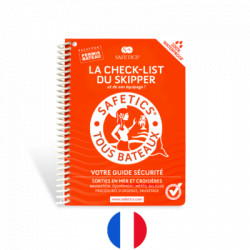 Guide SAFETICS la Check-list du marin