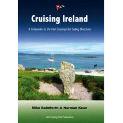Cruising Ireland guide nautique Imray