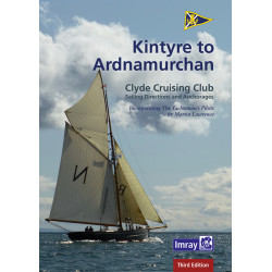 Guide nautique Imray Ecosse / Scotland: Kintyre to Ardnamurchan CCC Sailing Directions